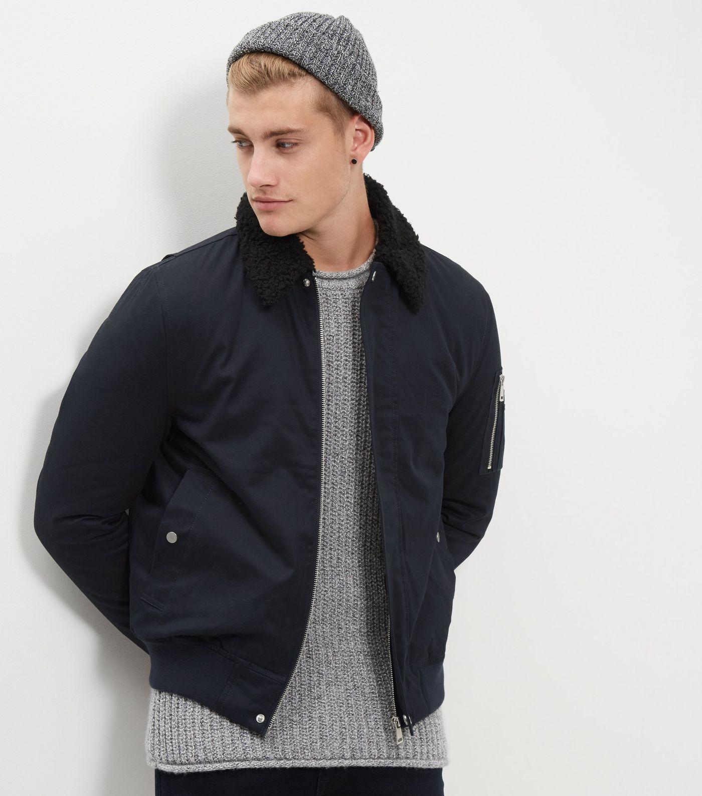 Bien connu Ma sélection shopping de blousons et vestes à col mouton RI36